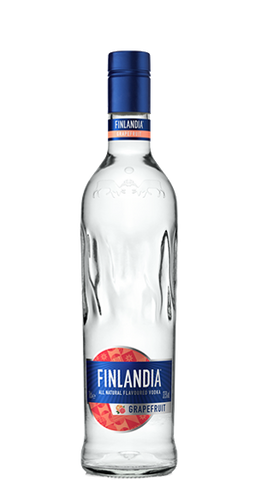 Finlandia Vodka Grapefruit, 700ml - Liquor Mart