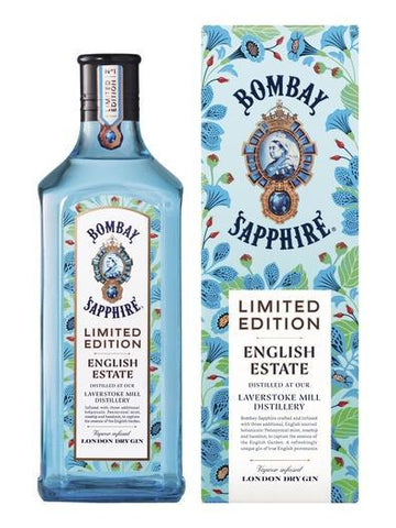 BOMBAY GIN SAPPHIRE Limited edition 1L