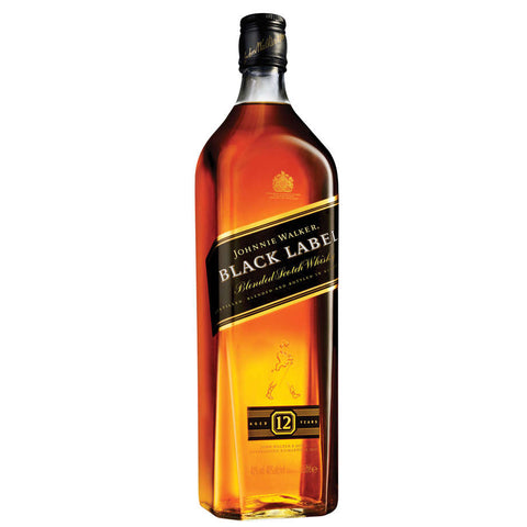 Buy Johnnie Walker Black 1L  NZ