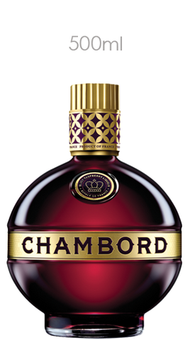 Chambord, 500ml - Liquor Mart