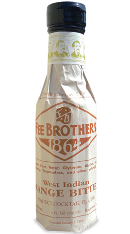 Fee Brothers Orange Bitters, 150ml - Liquor Mart