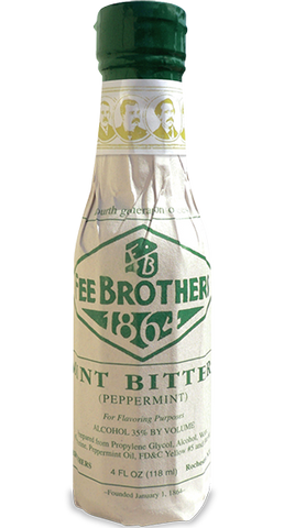 Fee Brothers Mint Bitters, 150ml - Liquor Mart