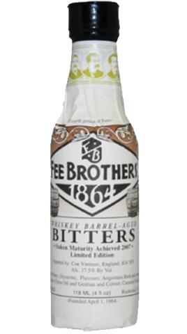 Fee Brothers Whiskey Aged Original Bitters 118ml