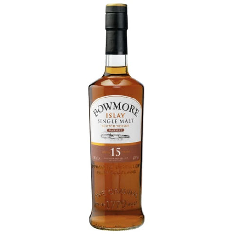 Bowmore Dark Whiskey 15 year old , 700ml - Liquor Mart online gifts NZ