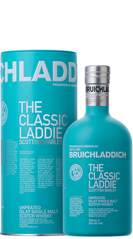 Bruichladdich Classic Laddie Scottish Barley, 700ml - Liquor Mart