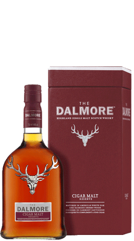 The Dalmore Cigar Malt Reserve, 700ml - Liquor Mart