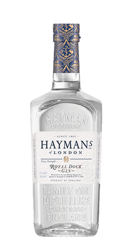 Haymans Royal Dock Navy Strength Gin 700ml - Liquor Mart