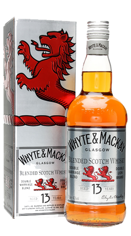 Whyte And Mackay 13YO, 700ml - Liquor Mart online gifts NZ