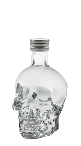 Crystal Head Vodka, 50ml - Liquor Mart