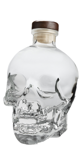 Crystal Head Vodka, 700ml - Liquor Mart