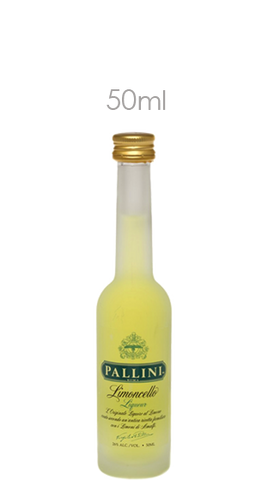 Pallini Limoncello, 50ml - Liquor Mart