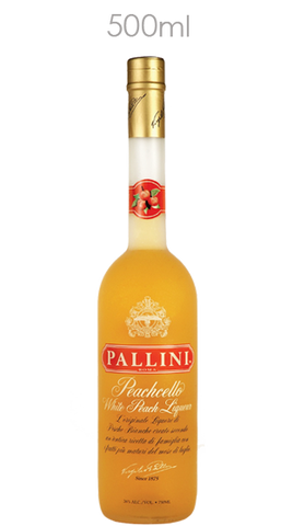 Pallini Peachcello, 500ml - Liquor Mart