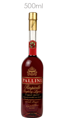 Pallini Raspicello, 500ml - Liquor Mart