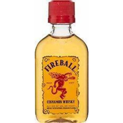 FIREBALL CINN WHISKY MINI 50ML - Liquor Mart online gifts NZ