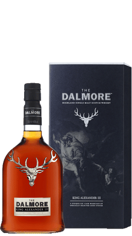 The Dalmore King Alexander III, 700ml - Liquor Mart