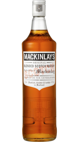MacKinlay's Blended Scotch Whiskey - Liquor Mart