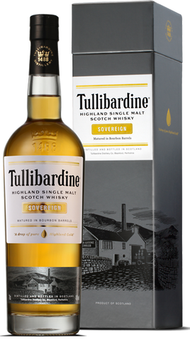 Tullibardine Sovereign, 700ml - Liquor Mart