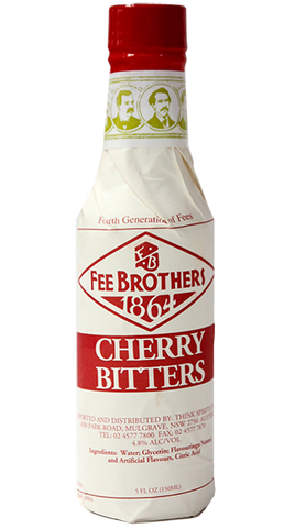 FEE BROTHERS Cherry Bitters 150ml - Liquor Mart