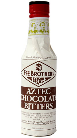 FEE BROTHERS Aztec Chocolate Bitters 150ml - Liquor Mart