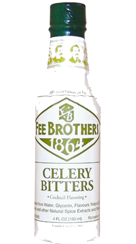 Fee Brothers Celery Bitters 150ml