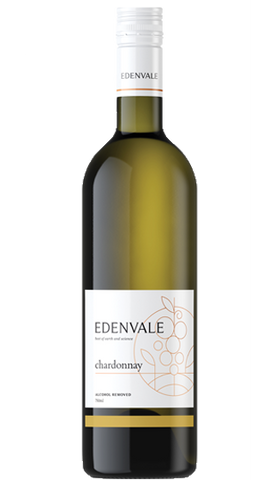 Edenvale Chardonnay - Alcohol Removed, 750ml - Liquor Mart