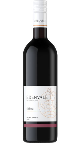 Edenvale Shiraz - Alcohol Removed, 750ml - Liquor Mart