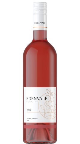 Edenvale Rose - Alcohol Removed, 750ml - Liquor Mart