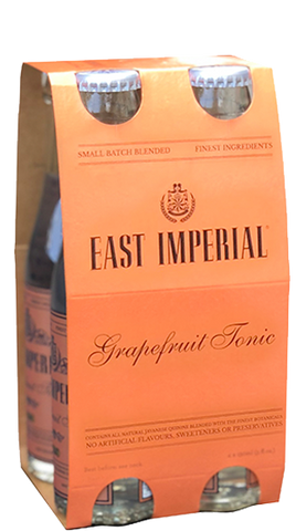 East Imperial Grapefruit Tonic 6x4 pack (24x150mL)