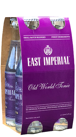 East Imperial Old World Tonic 6x4 pack (24x150mL)