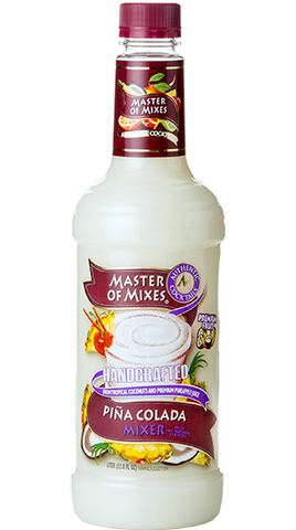Master of Mixes Pina Colada 1000ml (12x1000mL)