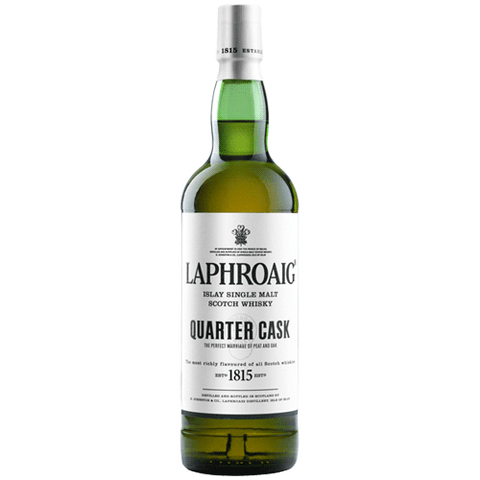 Laphroaig Quarter Cask Scotch 700ml