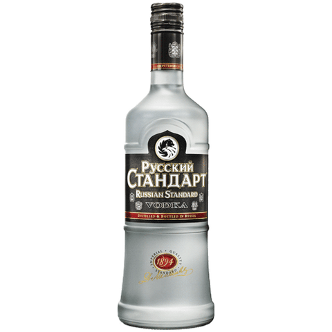 Russian Standard Original Vodka 1L