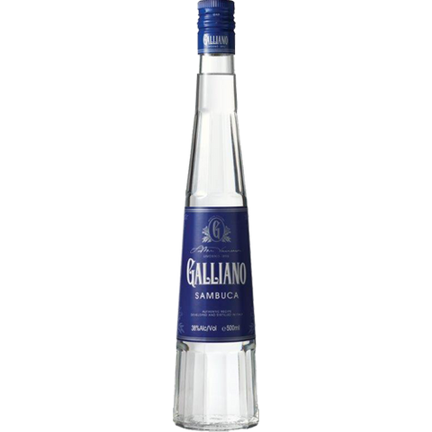 Galliano White Sambuca Liqueur  500ml
