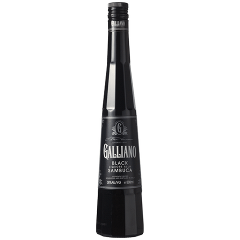 Galliano Black Sambuca Liqueur  700ml