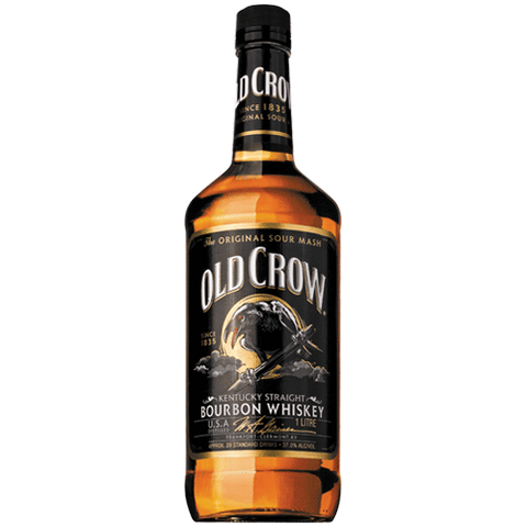 Old Crow 3 Year Old Bourbon 1L