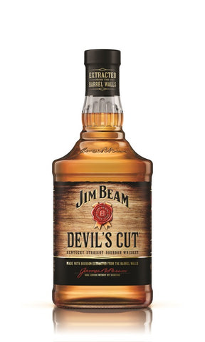 Jim Beam Devils Cut Bourbon  700ml