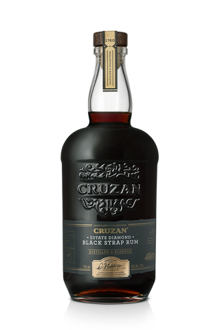 Cruzan Blackstrap Rum  New 750ml