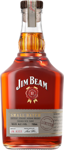 Jim Beam Small Batch 5 Year Old Bourbon  New 700ml