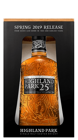 HIGHLAND PK 25YO SCOTCH 700ML