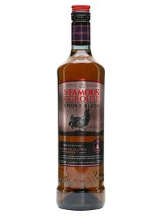FAMOUS GROUSE SMOKY BLACK 40% 700ml