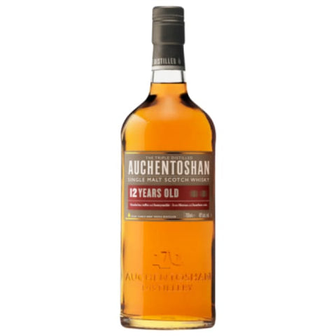 AUCHENTOSHAN MALT 12YO 700ML - Liquor Mart online gifts NZ