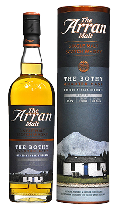 Arran Quarter Cask The Bothy Single Malt 700ml