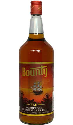 Bounty Fiji Rum 1000ml