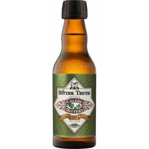 The Bitter Truth Celery Bitters 44%, 200ml - Liquor Mart online gifts NZ