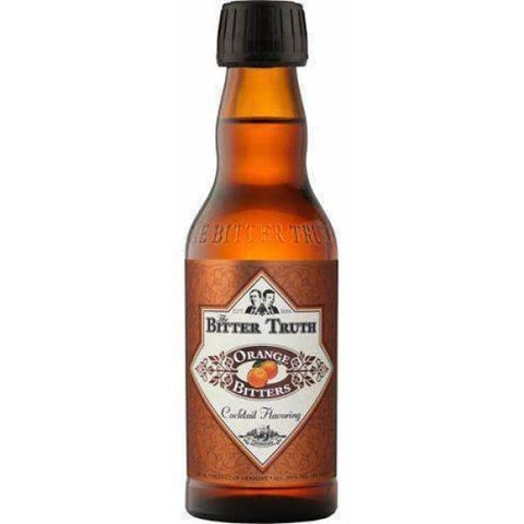 The Bitter Truth Orange Bitters 39%, 200ml - Liquor Mart online gifts NZ