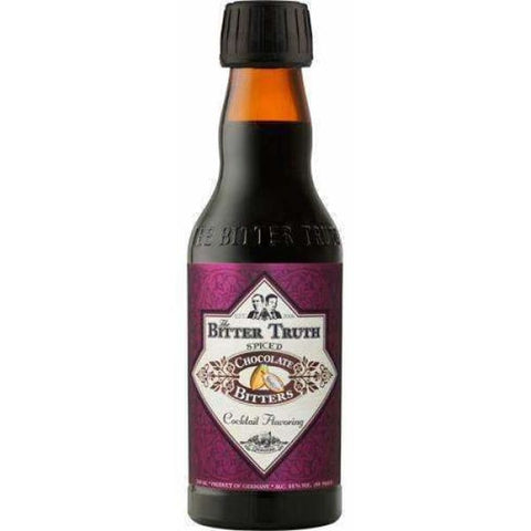 The Bitter Truth Xocolatl Mole Bitters 44%, 200ml - Liquor Mart online gifts NZ