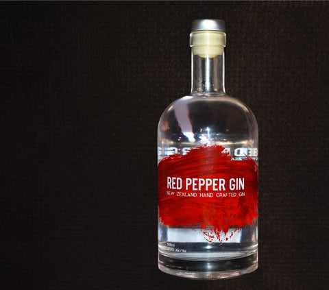 RED PEPPER Gin
