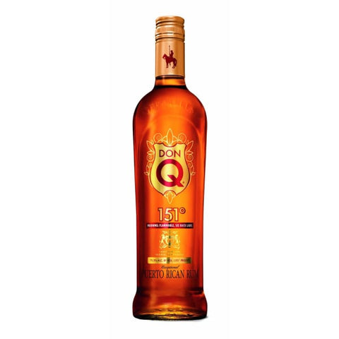 Don Q 151 Rum - Liquor Mart online gifts NZ