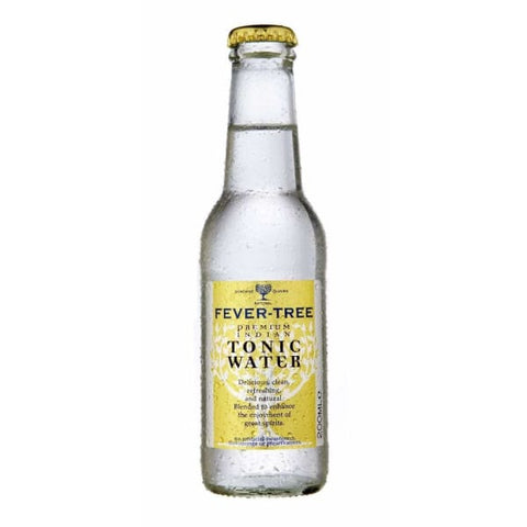 Fever-Tree Premium Indian Tonic Water 6x4 pack 200ml 24 bottles - Liquor Mart online gifts NZ
