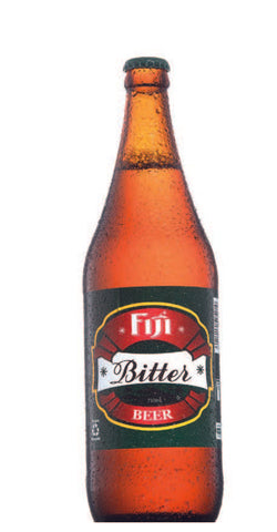 Buy Fiji Bitter Export Beer 750ml NZ